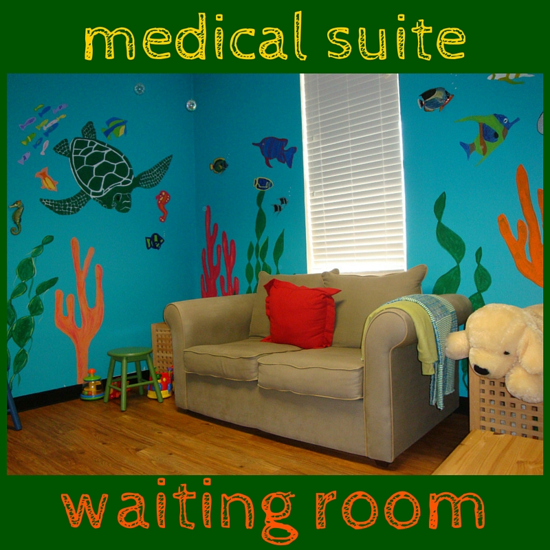 medical suite waiting room