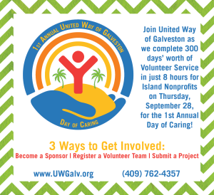 Day of Caring Ad